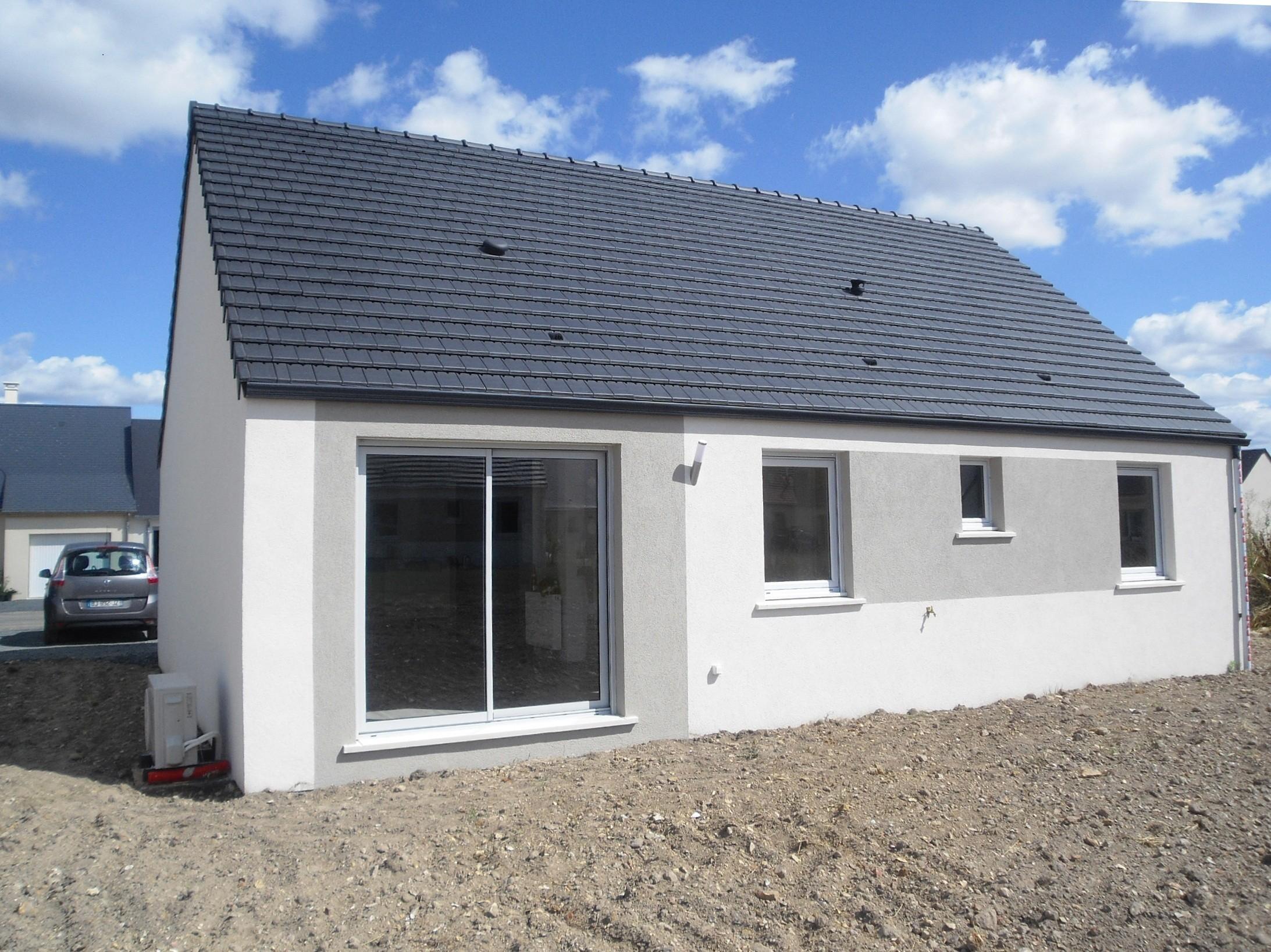 Maisons + Terrains du constructeur Maisons Phénix Tours • 90 m² • ATHEE SUR CHER