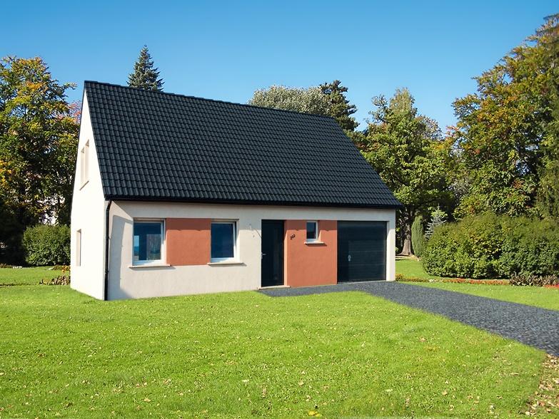 Maisons + Terrains du constructeur Maisons Phénix Tours • 84 m² • AMBILLOU