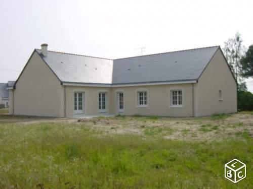 Maisons + Terrains du constructeur Maisons Phénix Tours • 104 m² • FONDETTES