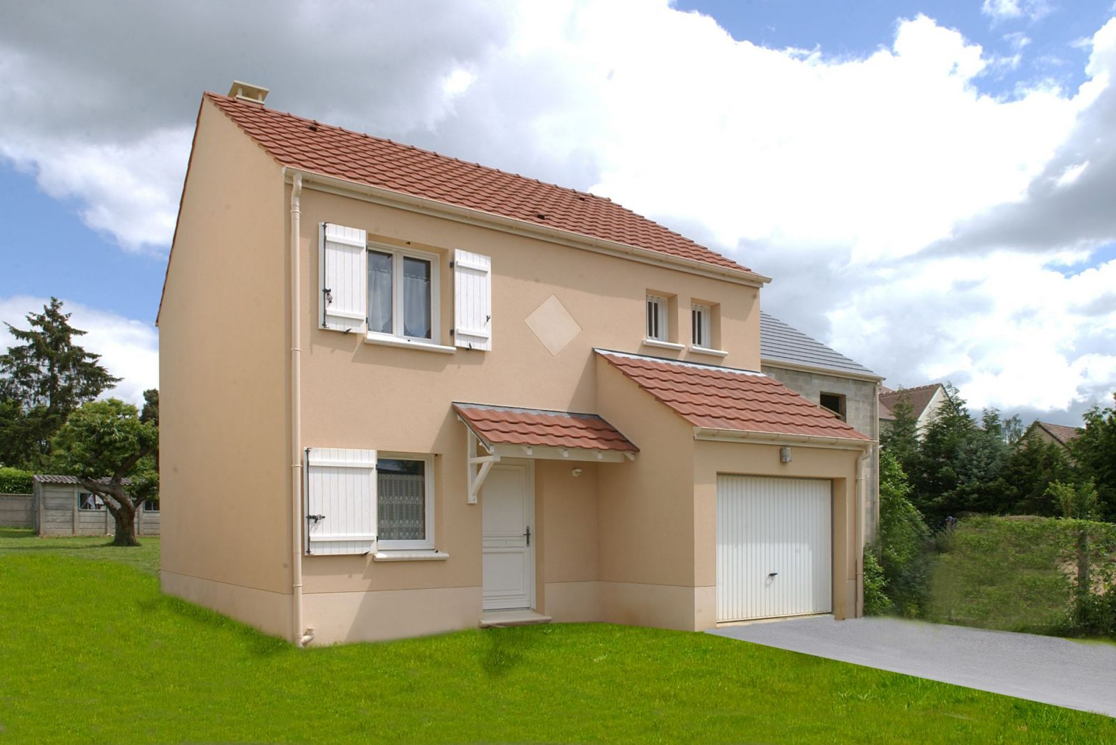 Maisons + Terrains du constructeur COFIDIM MAISONS SESAME • 105 m² • ARGENTEUIL