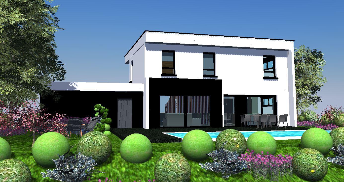 Maisons + Terrains du constructeur PERSPECTIVE • 142 m² • TRUCHTERSHEIM