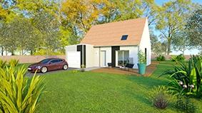 Maisons + Terrains du constructeur COFIDIM MAISONS SESAME • 75 m² • BEAUCHAMP