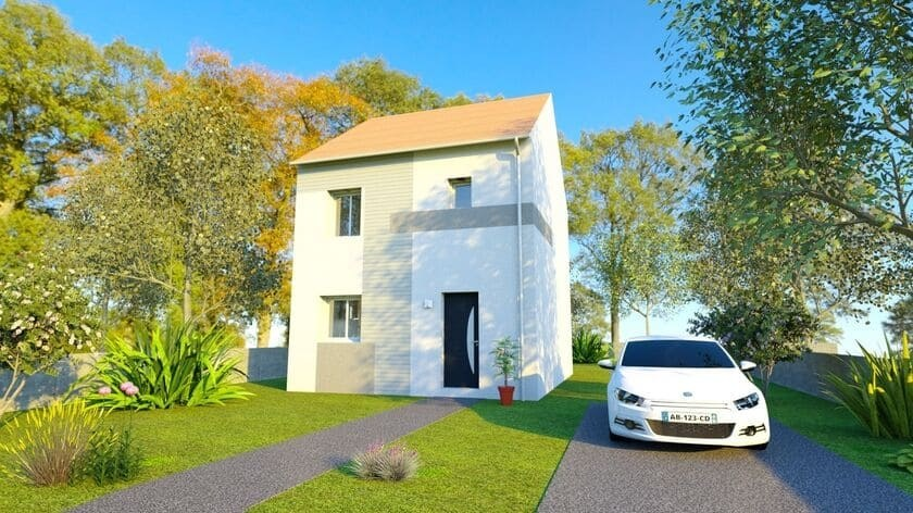 Maisons + Terrains du constructeur COFIDIM MAISONS SESAME • 90 m² • PERSAN