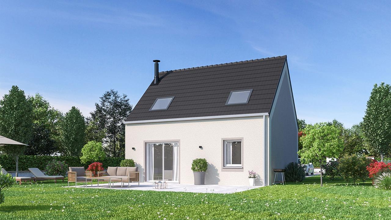 Maisons + Terrains du constructeur MAISONS PHENIX • 87 m² • SAMMERON