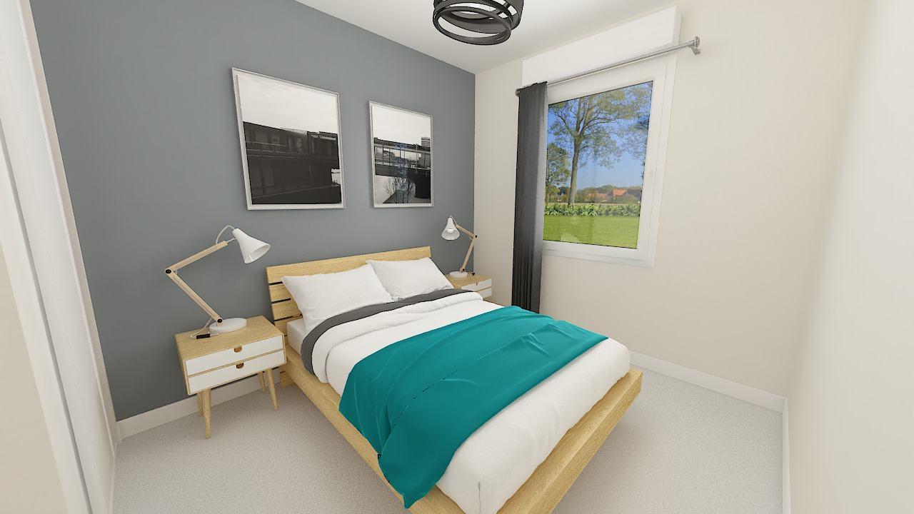 Maisons + Terrains du constructeur MAISONS PHENIX • 105 m² • LA FERTE GAUCHER