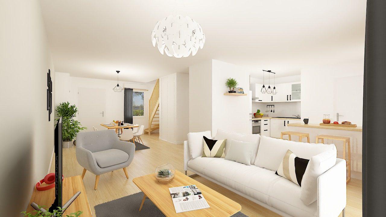 Maisons + Terrains du constructeur MAISONS PHENIX • 106 m² • MEAUX