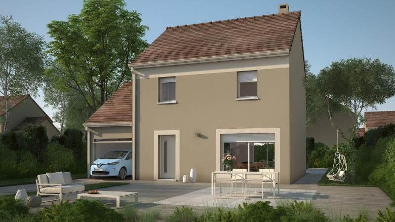 Maisons + Terrains du constructeur MAISONS FRANCE CONFORT • 91 m² • ANGERVILLIERS