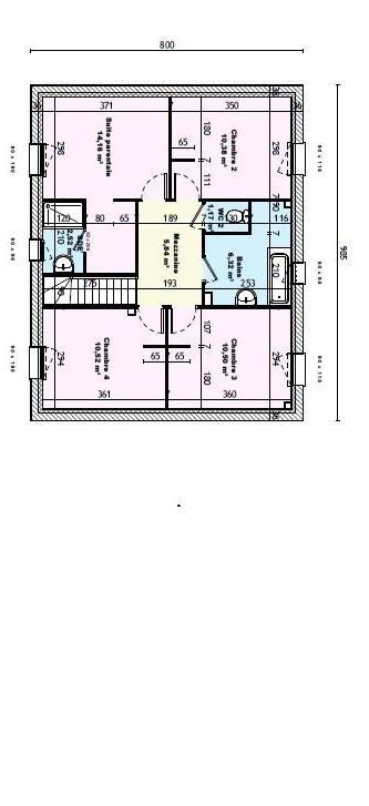 Terrains du constructeur MAISONS FRANCE CONFORT • 500 m² • MARCOUSSIS