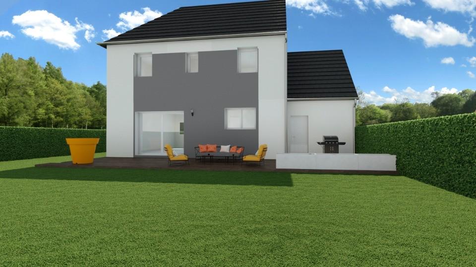 Maisons + Terrains du constructeur MAISONS FRANCE CONFORT • 114 m² • LES ULIS