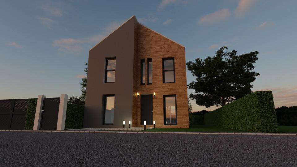 Maisons + Terrains du constructeur MAISONS FRANCE CONFORT • 95 m² • ARPAJON