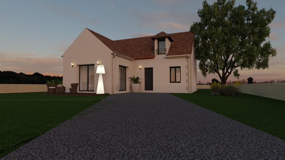 Maisons + Terrains du constructeur MAISONS FRANCE CONFORT • 120 m² • VILLEJUST