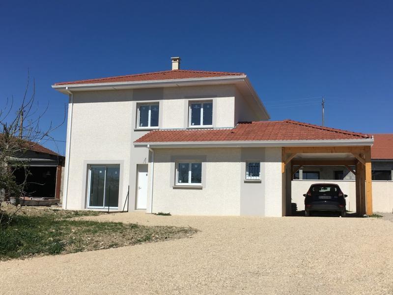 Maisons du constructeur DESIGN BATIMENT MAX IMMO • 92 m² • BREZINS