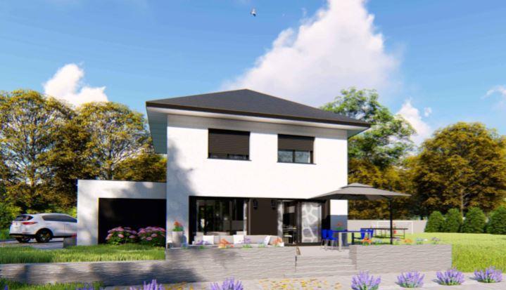 Maisons du constructeur DESIGN BATIMENT MAX IMMO • 90 m² • VOIRON