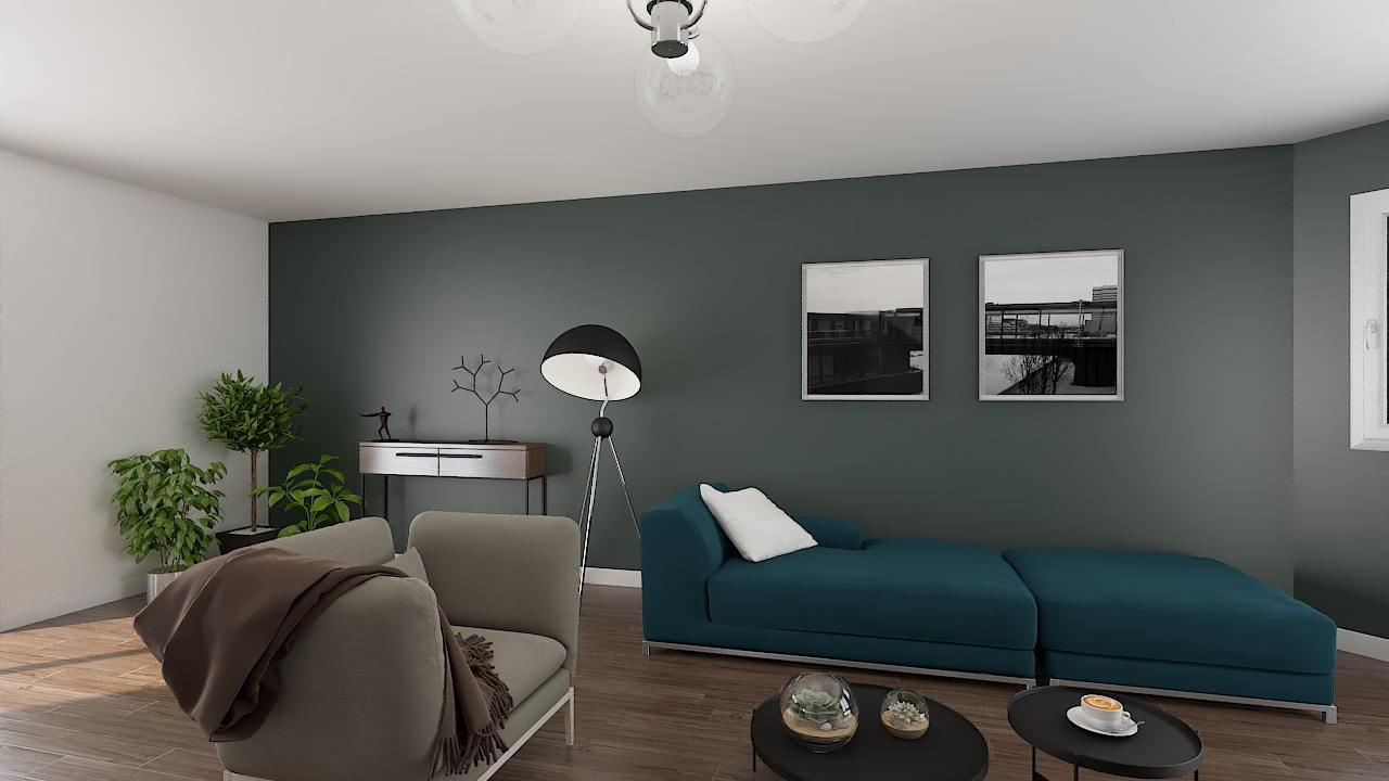 Maisons + Terrains du constructeur HABITAT CONCEPT • 102 m² • CAMPIGNEULLES LES GRANDES