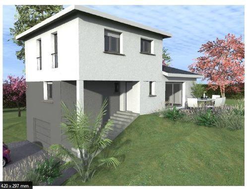Maisons du constructeur VOIRON CONSTRUCTIONS • 118 m² • COUBLEVIE