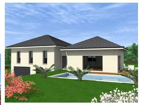 Maisons du constructeur VOIRON CONSTRUCTIONS • 115 m² • VOIRON