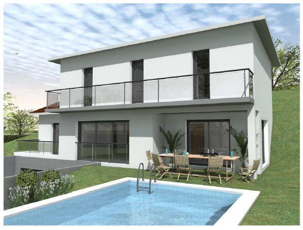 Maisons du constructeur VOIRON CONSTRUCTIONS • 135 m² • SAINT JEAN DE MOIRANS