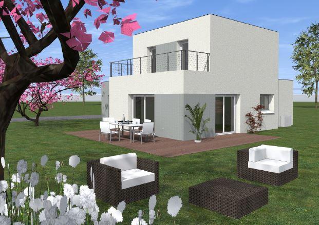 Maisons du constructeur VOIRON CONSTRUCTIONS • 90 m² • VOIRON