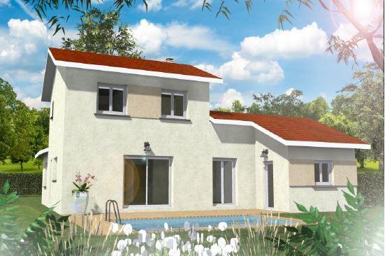 Maisons du constructeur VOIRON CONSTRUCTIONS • 106 m² • VOIRON