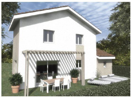 Maisons du constructeur VOIRON CONSTRUCTIONS • 90 m² • GIERES