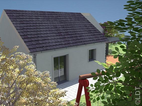 Maisons du constructeur GROUPE LESTERLIN • 85 m² • CRESSONSACQ