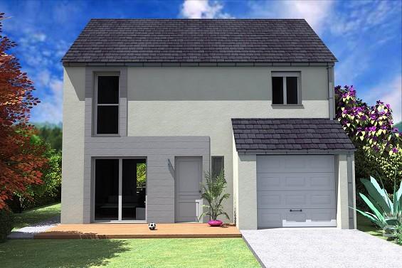 Maisons du constructeur GROUPE LESTERLIN • 95 m² • MOGNEVILLE