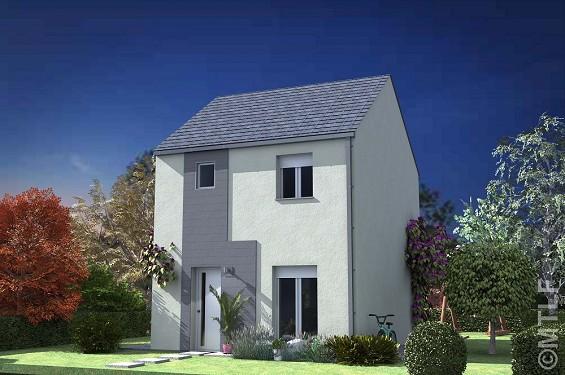 Maisons du constructeur GROUPE LESTERLIN • 82 m² • MERU