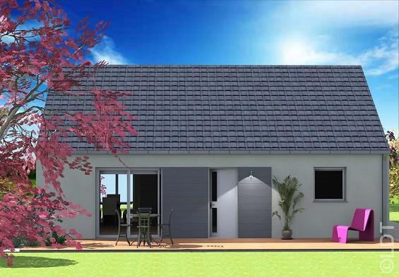 Maisons du constructeur GROUPE LESTERLIN • 70 m² • VERNEUIL EN HALATTE