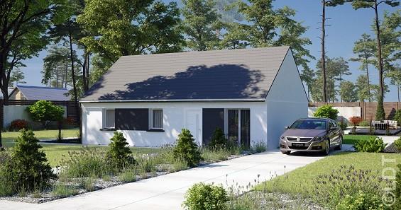 Maisons du constructeur GROUPE LESTERLIN • 79 m² • LAVERSINES