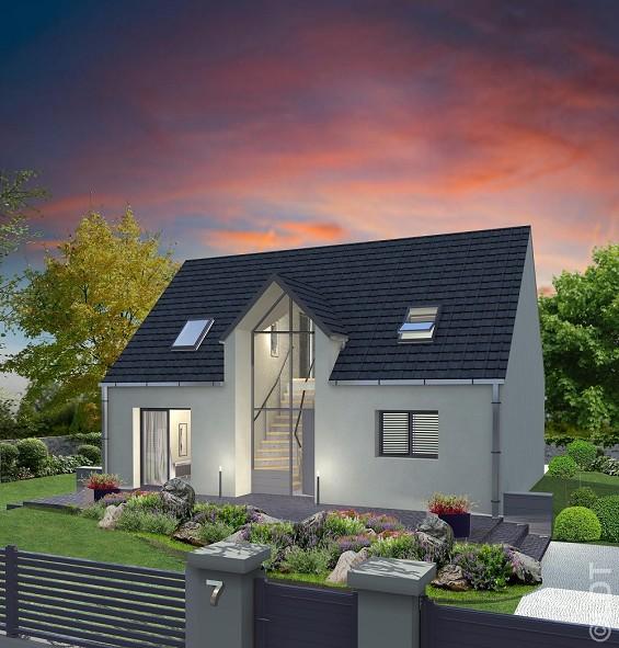 Maisons du constructeur GROUPE LESTERLIN • 104 m² • NOVILLERS