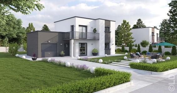 Maisons du constructeur GROUPE LESTERLIN • 104 m² • TILLE