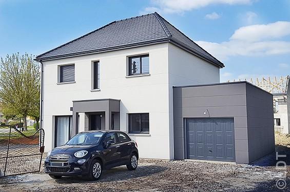 Maisons du constructeur GROUPE LESTERLIN • 125 m² • GRANDFRESNOY