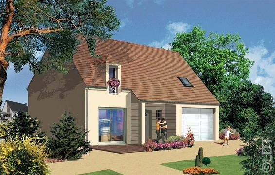 Maisons du constructeur GROUPE LESTERLIN • 98 m² • BORNEL
