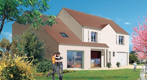 Maisons du constructeur GROUPE LESTERLIN • 156 m² • BORNEL