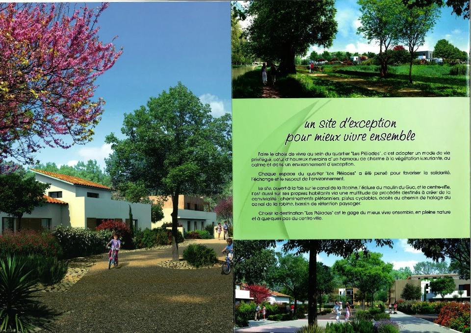 Terrains du constructeur MAISONS FRANCE CONFORT • 240 m² • NARBONNE