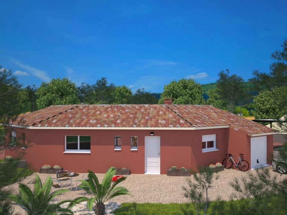 Maisons + Terrains du constructeur MAISONS FRANCE CONFORT • 90 m² • VENTENAC EN MINERVOIS