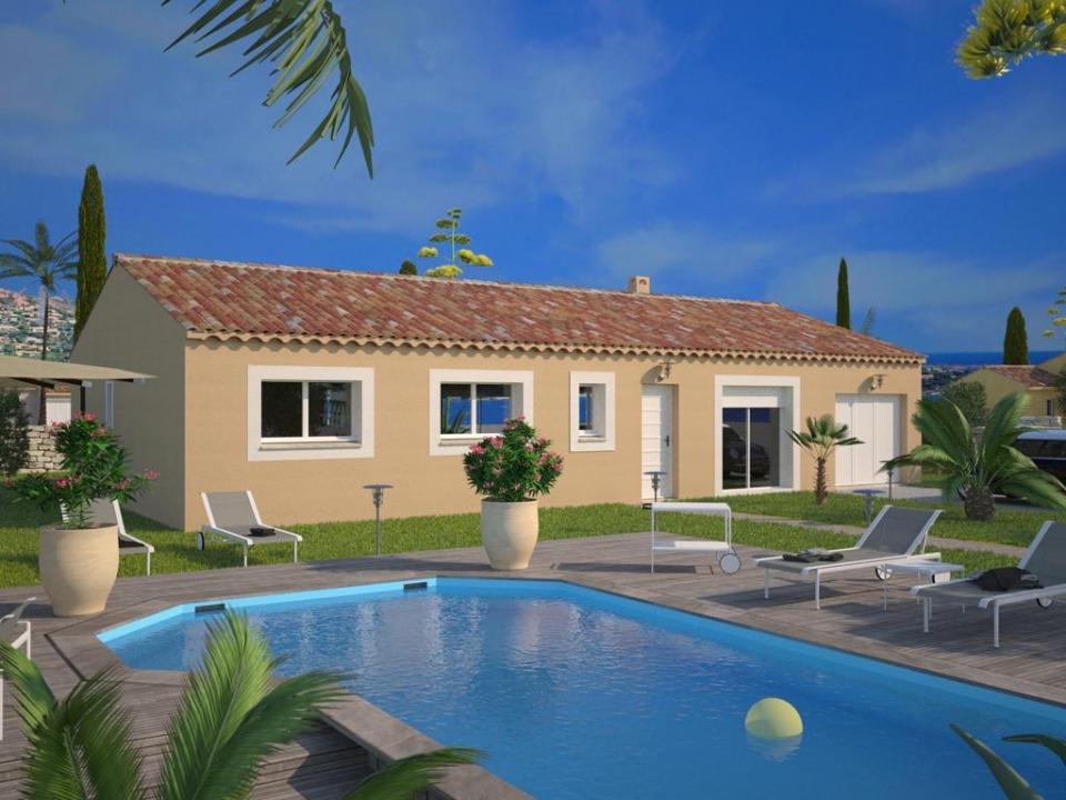 Maisons + Terrains du constructeur MAISONS FRANCE CONFORT • 103 m² • NARBONNE
