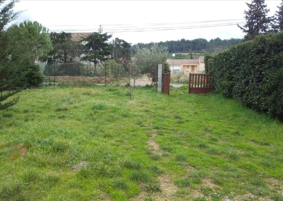 Terrains du constructeur MAISONS FRANCE CONFORT • 800 m² • FABREZAN