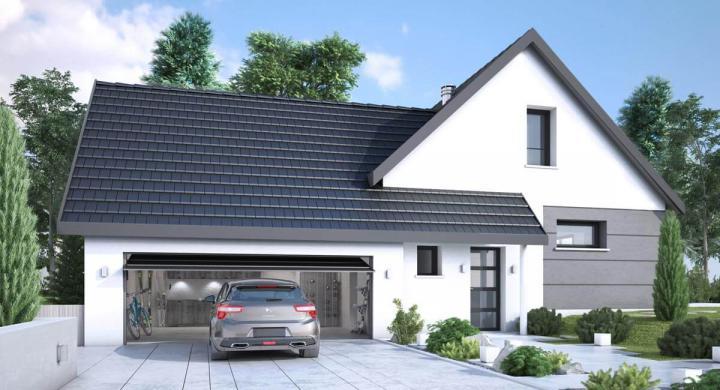 Maisons + Terrains du constructeur MAISONS STEPHANE BERGER • 115 m² • MITTELHAUSEN