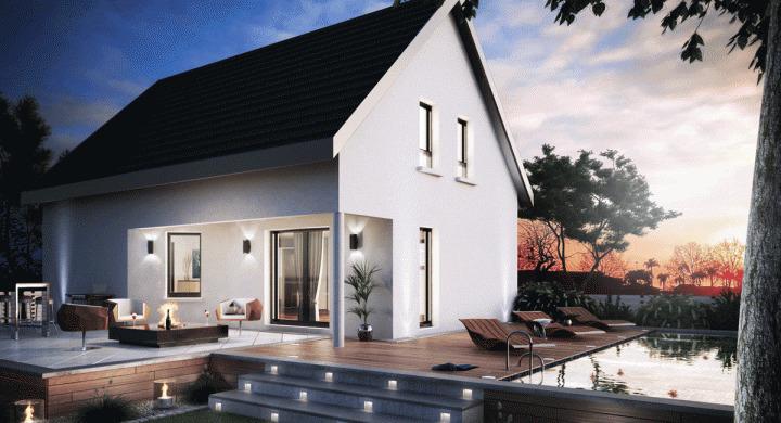 Maisons + Terrains du constructeur MAISONS STEPHANE BERGER • 115 m² • REUTENBOURG