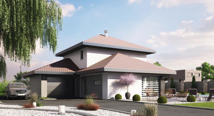 Maisons + Terrains du constructeur MAISONS STEPHANE BERGER •  m² • MARCKOLSHEIM