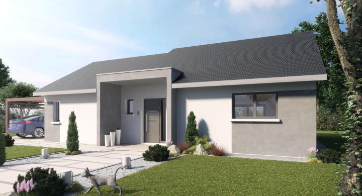 Maisons + Terrains du constructeur MAISONS STEPHANE BERGER • 100 m² • HAGUENAU