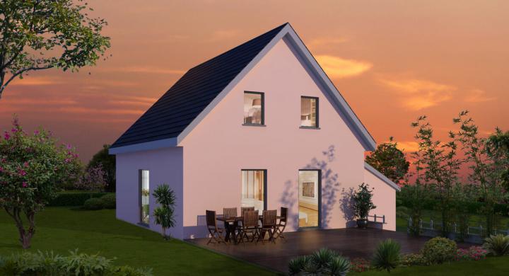 Maisons + Terrains du constructeur MAISONS STEPHANE BERGER • 100 m² • ROPPENHEIM