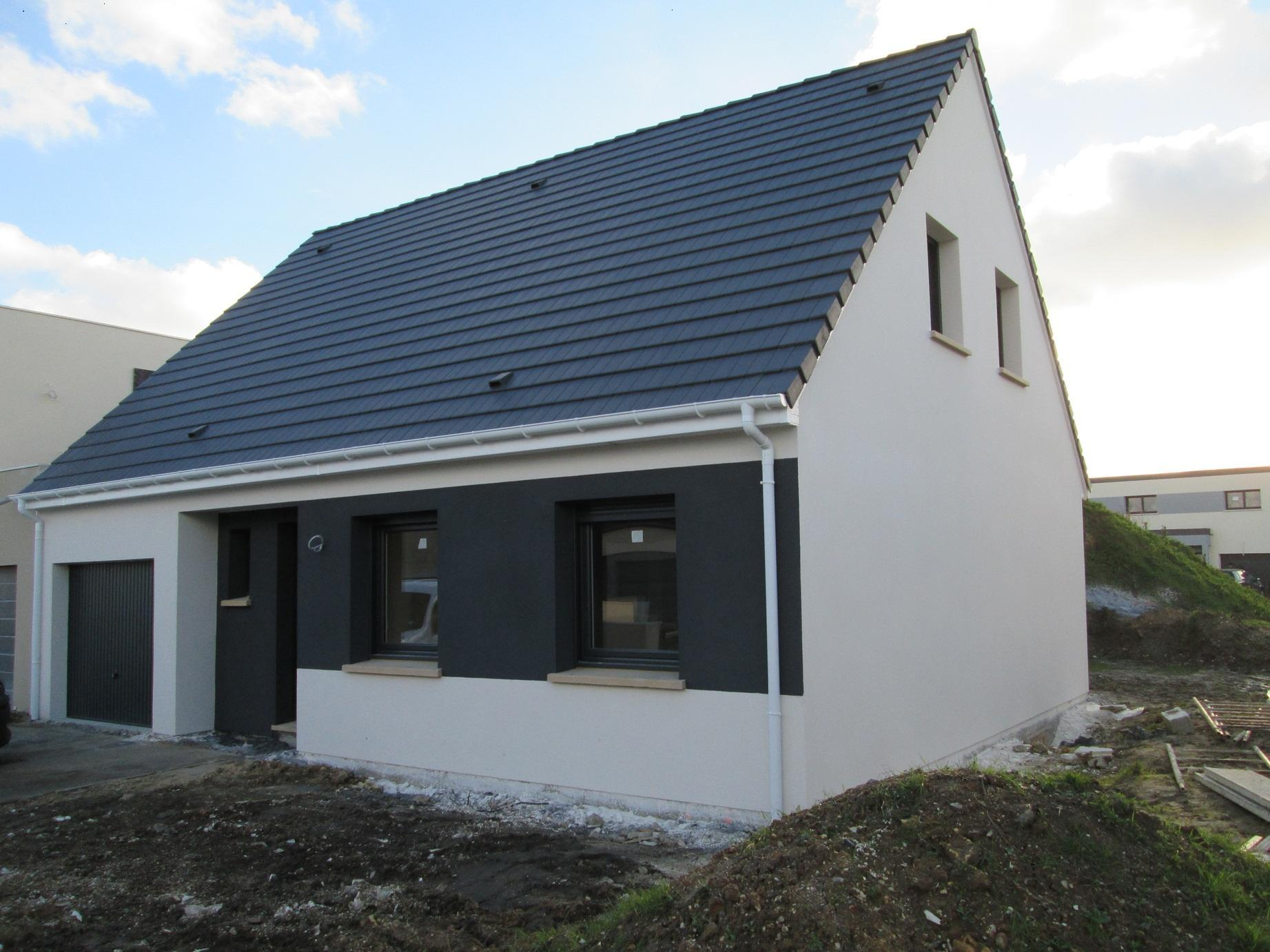 Maisons + Terrains du constructeur MAISON CASTOR • 102 m² • FRENOUVILLE