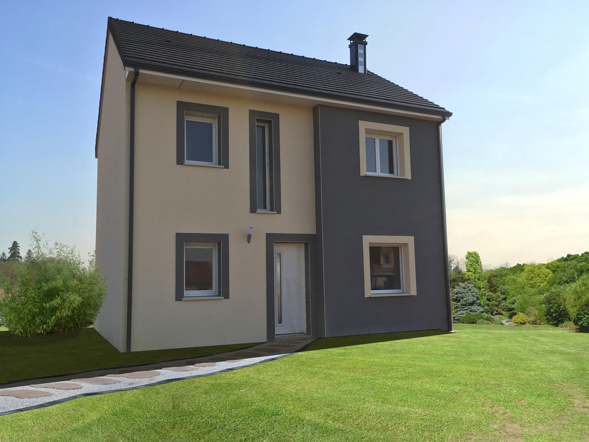 Maisons + Terrains du constructeur MAISON CASTOR • 85 m² • CAEN