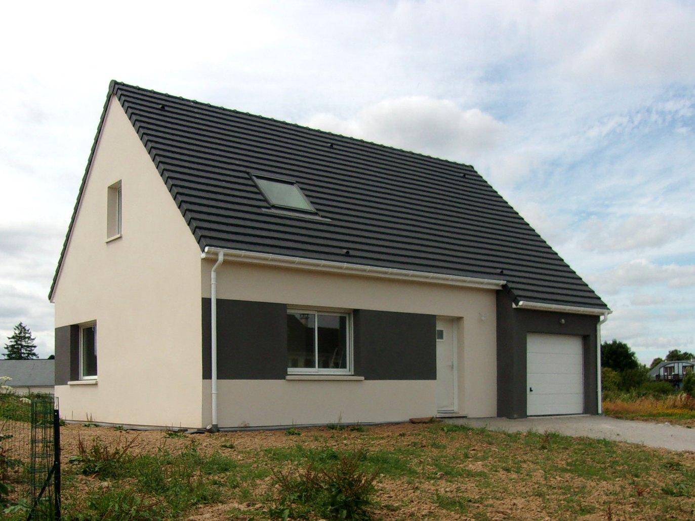 Maisons + Terrains du constructeur MAISON CASTOR • 90 m² • EVRECY