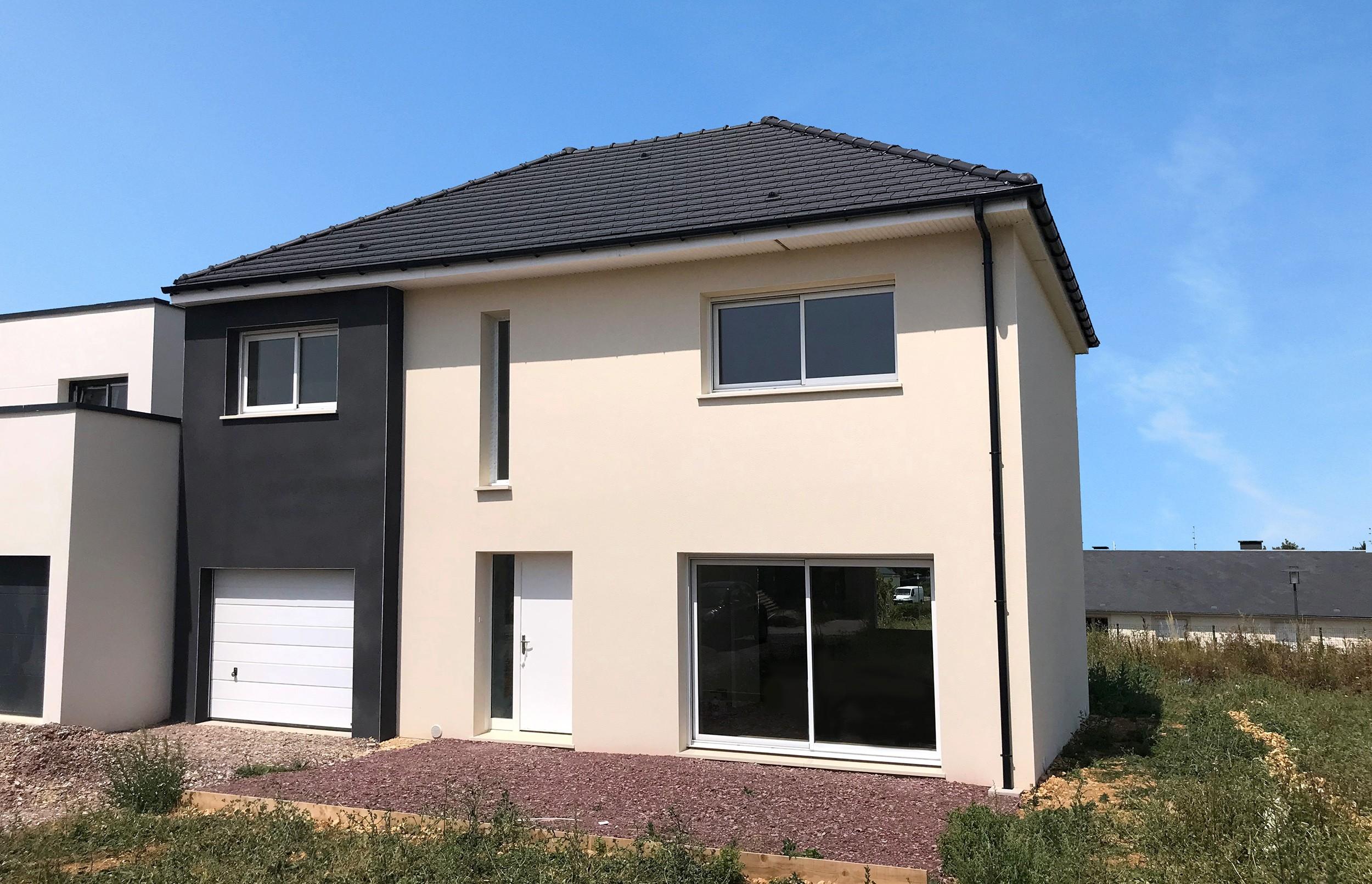 Maisons + Terrains du constructeur MAISON CASTOR • 103 m² • TILLY SUR SEULLES