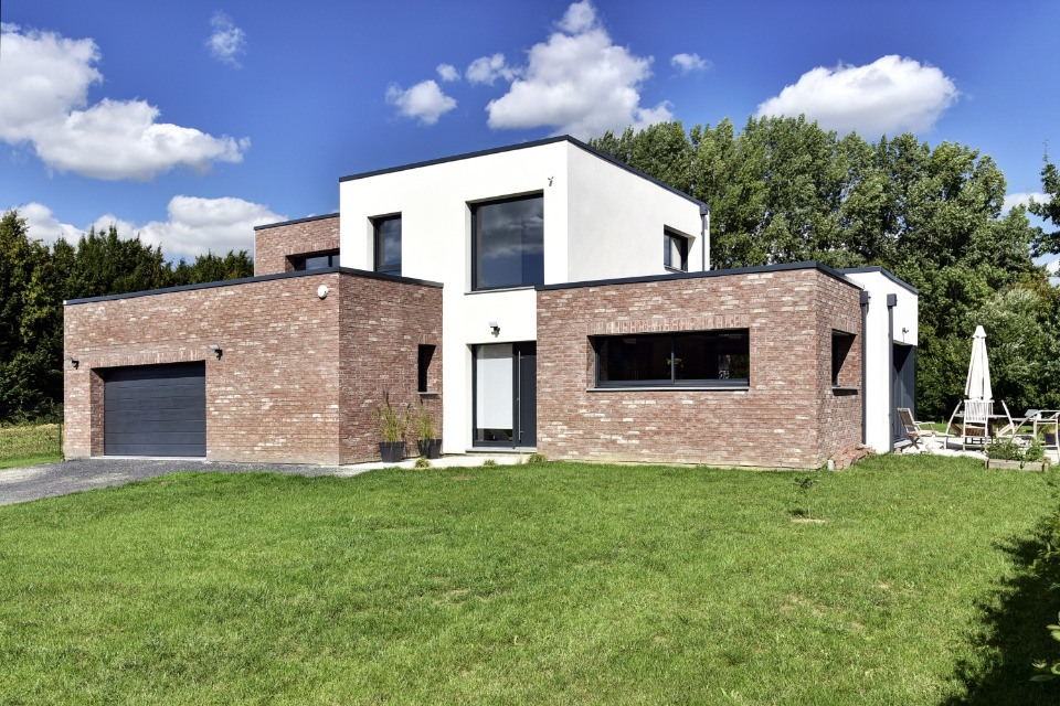 Maisons + Terrains du constructeur MAISONS FRANCE CONFORT • 140 m² • CAPPELLE EN PEVELE