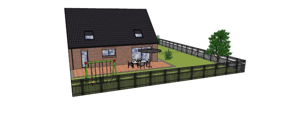 Maisons + Terrains du constructeur MAISONS FRANCE CONFORT • 110 m² • MERRIS