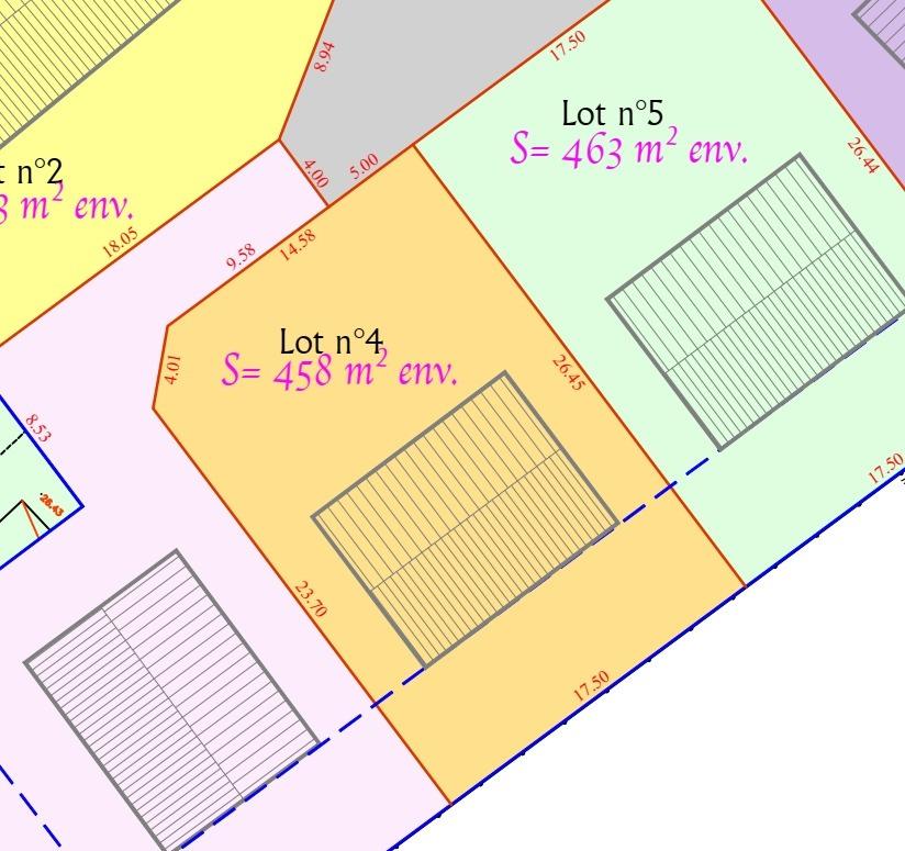 Terrains du constructeur MAISONS FRANCE CONFORT • 463 m² • SAINGHIN EN WEPPES
